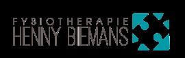 fysiohennybiemans Logo